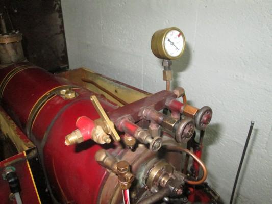Pression d'épreuve 150 psi / 10 bars